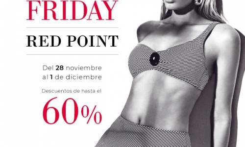 Red Point arriva il Black Friday