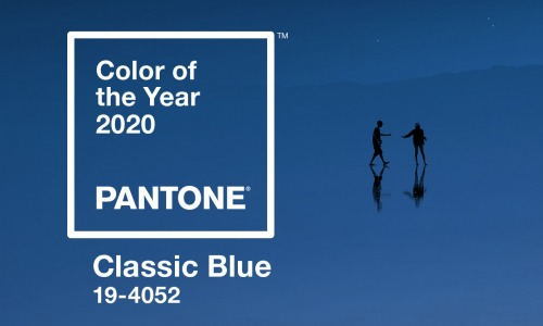 The Pantone 2020 color