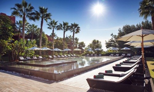 The best hotel in Spain 2018