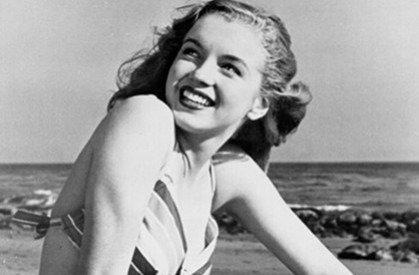 Marilyn Monroe, icono del bikini