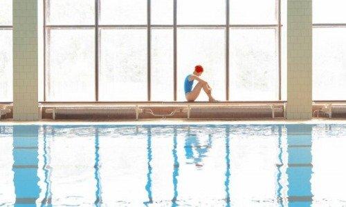 La piscina de Maria Svarbova