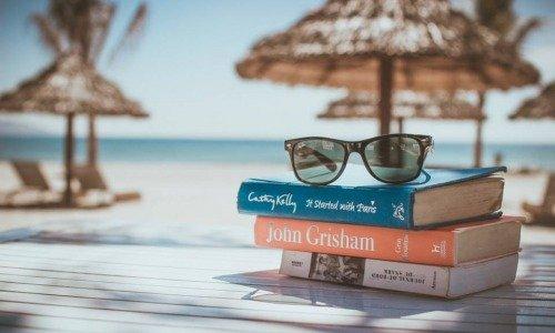 Libros para la playa 2017