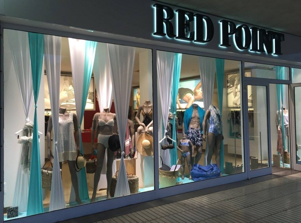 Flagship Store de Red Point